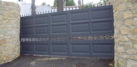 Archivo de etiqueta para puerta de hierro cerrajeria - Puerta exterior metalica ...